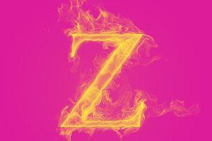 lettera Z